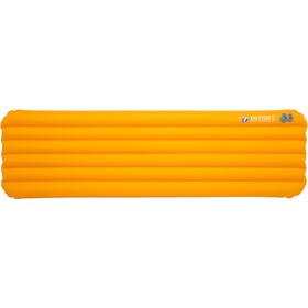 Big Agnes Air Core Ultra Colchoneta para Dormir Normal 51x183cm, gold